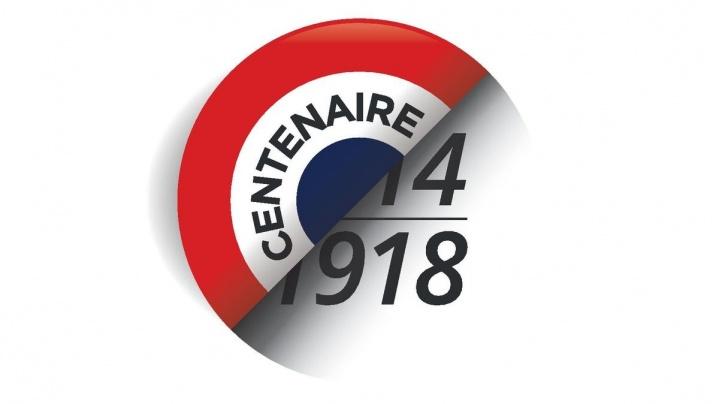 Logo centenaire 14 18